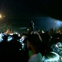 Photo taken at Lapangan Samber by Endrian W. on 9/23/2013