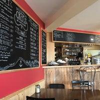 Photo taken at Café du Quai by Marine Y. on 9/15/2017