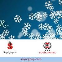 Foto scattata a Soyic Hotel da SOYİÇ H. il 12/31/2016