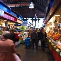 Photo taken at Mercado de Atarazanas by Kata E. on 4/2/2013