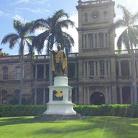 Photo taken at Hawaii Supreme Court Law Library by へこすけ on 9/18/2013
