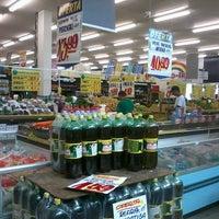 Photo taken at Arco Iris Supermercado by Tallyane G. on 2/24/2013