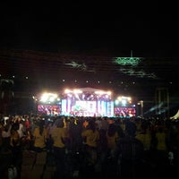 Photo taken at Stadion Utama Gelora Bung Karno (GBK) by Kristanto S. on 12/25/2013