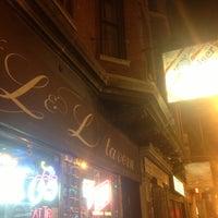 Photo taken at L&L Tavern by Rebecca M. on 5/2/2013