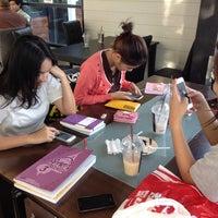 Photo taken at Sarin coffee shop by Piyathida J. on 4/25/2014