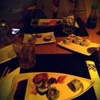 Foto tirada no(a) Riversides Shikki Cafe por Fran G. em 4/10/2013