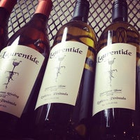 Photo taken at Laurentide Winery by Katie B. on 7/3/2013