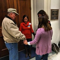 Photo taken at Rayburn House Office Building by Dominique M. on 12/12/2013