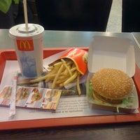 Photo taken at McDonald's by petrsvan on 1/20/2013