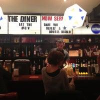 Снимок сделан в The Diner пользователем Normala D. 3/2/2013