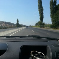 Photo taken at İzmir - Çanakkale Yolu by Tuğba K. on 9/7/2013