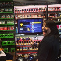 Photo taken at GameStop by Steven R. on 11/15/2013