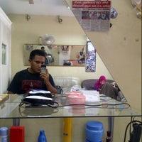 Photo taken at Dass Hair Saloon by Erfian Febi H. on 2/23/2013