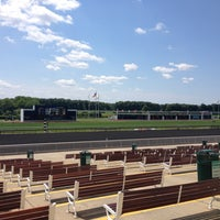 Photo taken at Arlington Park by Kendall E. on 7/20/2013