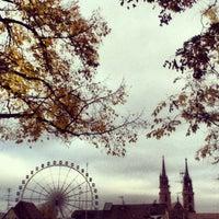 Photo taken at Basel by Jeroen S. on 10/24/2012