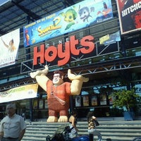 Photo taken at Cine Hoyts by Cesar R. on 1/26/2013