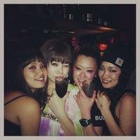 Photo taken at Lounge Karasu by Akihiro Y. on 1/13/2013