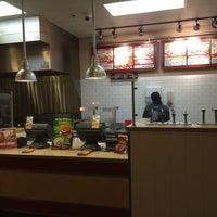 Photo taken at Jakes Wayback Burger by Fabio L. on 3/19/2014