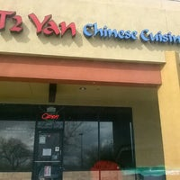 Photo taken at T2 Yan Chinese Restaurant by 💕AmaZon💕 on 3/6/2013