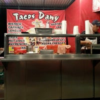 Photo taken at tacos dany by Mario S. on 9/26/2013