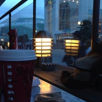 Photo taken at Starbucks by Ünsal Ü. on 11/11/2013