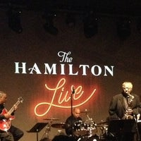 Photo taken at The Hamilton by Danielle R. on 10/21/2012