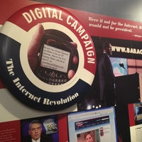 Photo taken at Newseum by Danielle R. on 1/27/2013