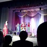 Снимок сделан в Тольяттинская филармония пользователем Alexander G. 2/14/2013