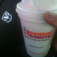 Photo taken at Dunkin Donuts by Yegor A. on 3/16/2013