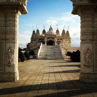Photo taken at BAPS Shri Swaminarayan Mandir by Sebastian T. on 3/30/2013