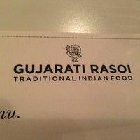 Photo taken at Gujarati Rasoi by Sebastian T. on 2/9/2013