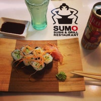 Photo taken at Running Sushi Sumo by Alenka D. on 7/19/2013