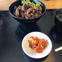 Photo taken at めし処 おふくろ亭 広江店 by 裕司 冨. on 8/18/2018