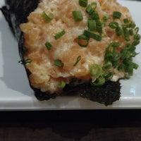 Photo taken at Ryori Sushi Lounge by Emerson M. on 3/25/2017