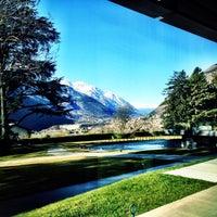 Photo taken at Grand Hotel Billia by Igor K. on 3/5/2015