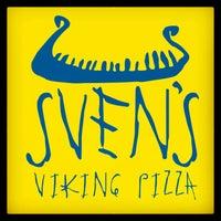 Photo taken at Sven's Viking Pizza by Sven's on 1/25/2013