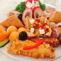 Photo taken at Hotel Restaurant Transilvania by Paula C. on 5/30/2015