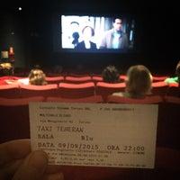 Photo taken at Cinema Eliseo by Daniela L. on 9/9/2015