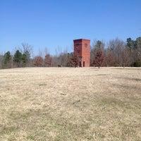 Photo taken at Whittier Mill Village by Jonathan M. on 3/9/2014