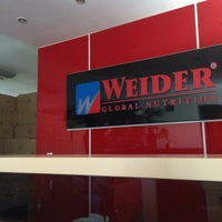 Photo taken at WEIDER SPORTS NUTRITION TURKEY by Şahin on 2/23/2017