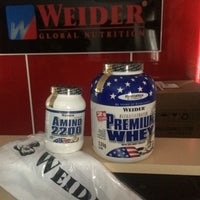 Photo taken at WEIDER SPORTS NUTRITION TURKEY by Şahin on 3/20/2017