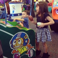 Photo taken at Chuck E. Cheese's by Steven I. on 9/8/2013