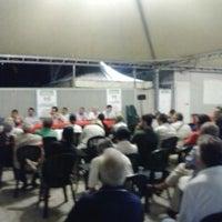 Photo taken at Festa Democratica Massarosa by Giulia E. on 7/31/2013