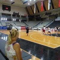 Photo taken at Besiktas Spor Kulubu by Ayfer C. on 8/6/2013