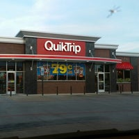 Photo taken at QuikTrip by James H. on 5/20/2014