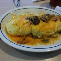 Photo taken at IHOP by James H. on 8/31/2014