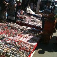 Photo taken at Mapusa Market by Андрей П. on 2/8/2013