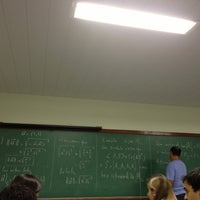 Photo taken at Escola de Engenharia - UFF by Carla L. on 2/28/2013