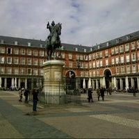 Foto tomada en Plaza Mayor por Sergio M. el 3/19/2013