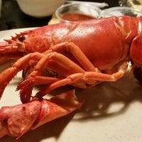 Photo taken at Hooks Calabash Seafood by Ken on 7/16/2015